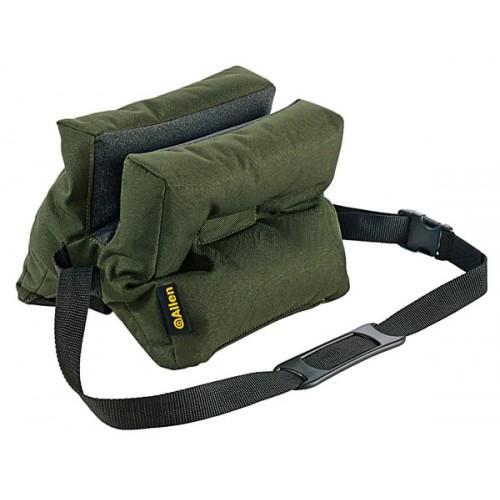 Allen Shooting Rest Bench Bag Filled Gun Support Rifle