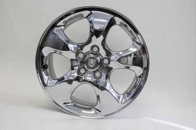 Jaguar s Type 16 Chrome Wheels Rims 59703