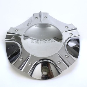 Kaizer Wheel Chrome Center Cap Spade