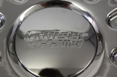 Cruiser Alloy Chrome Wheel Center Cap 903L160 903K66