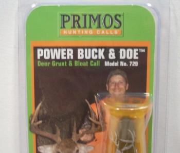 how to use buck grunt call