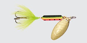 Wordens yakima bait rooster tail spinner fishing lure you for Rooster tail fishing lure