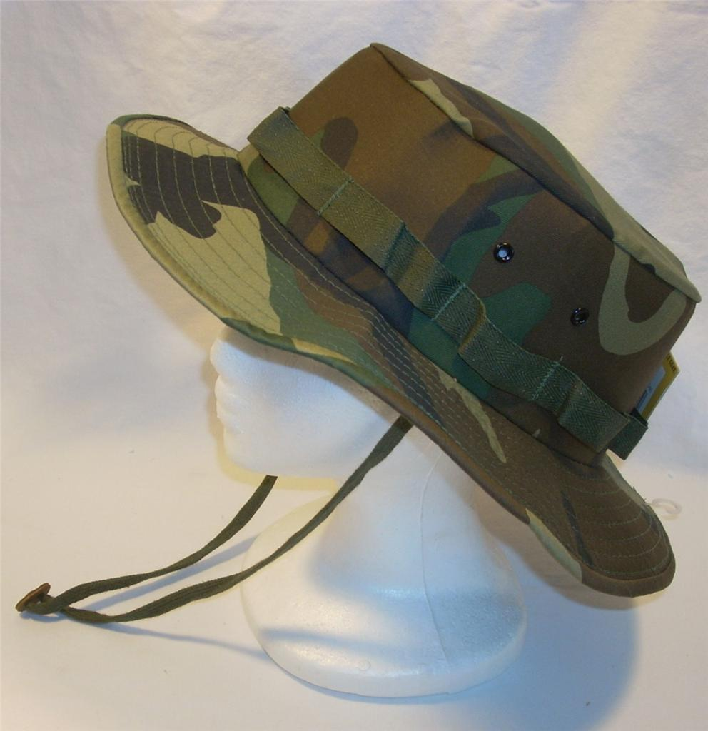Rothco ultra force camouflage camo boonie jungle hat for Camo fishing hat