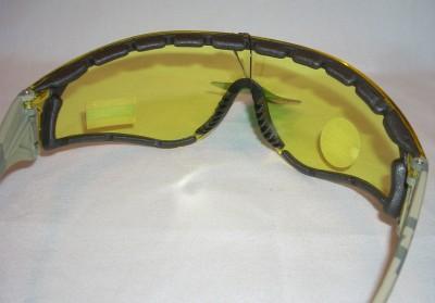 Eyeglass Frames Yakima Wa : SSP Yakima Yellow Anti Fog Lens Military Camo Shooting ...