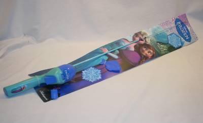 Disney frozen fishing pole rod reel combo shakespeare new for Frozen fishing pole