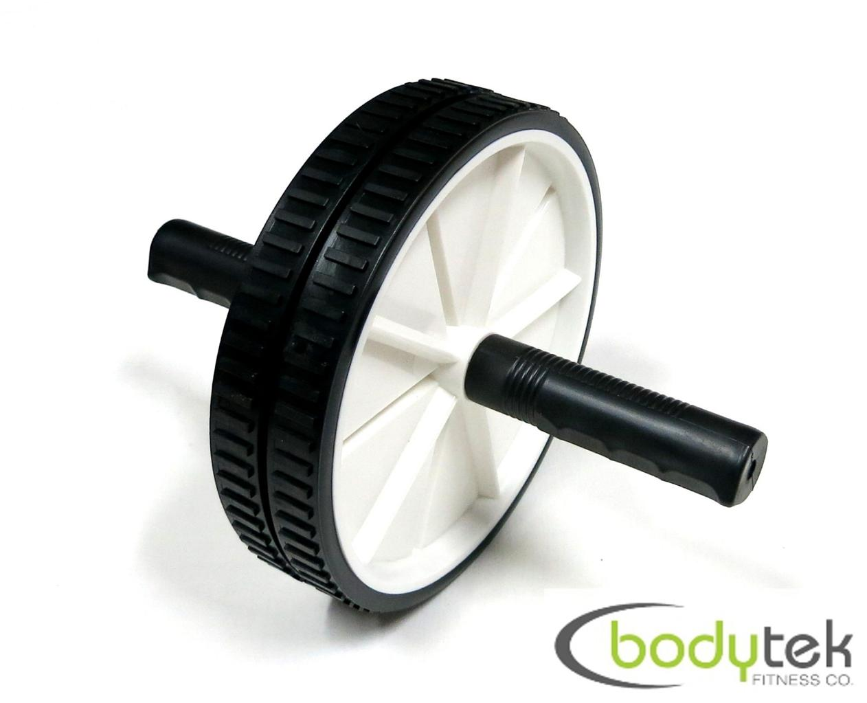 Crossfit-MMA-Ab-Abdominal-Roller-Wheel-Cardio-Home-Gym-Excercise-Core-Fitness