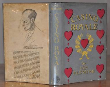 Ian Fleming UK 1st Edition. From Russia with Love.