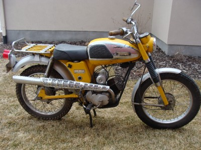 1967 Yamaha YL2 Trailmaster 100 Regulator Rectifier