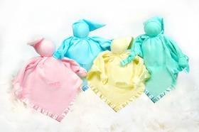 Baby-Emporio-Ookie-Bonding-Security-Blanket-Doll-Lovey-Soft-Toy-Boy-Girl-NIB