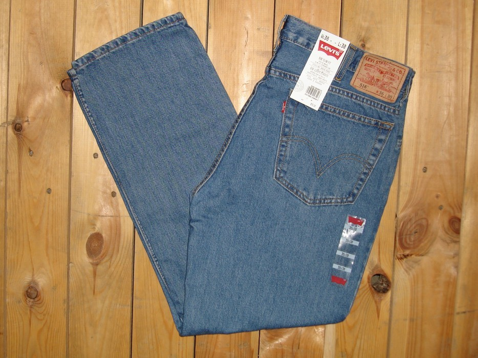 Levi 511 Slim Fit Mens Jeans