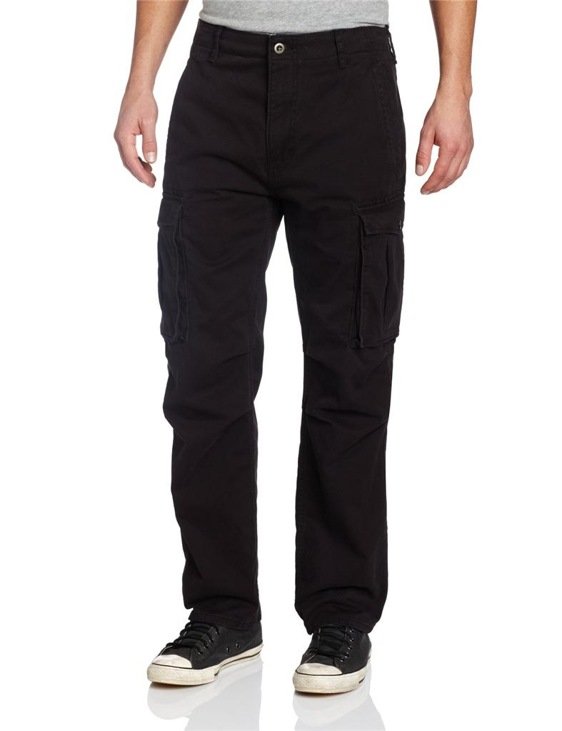 Are absolutely Men s black cargo pants you