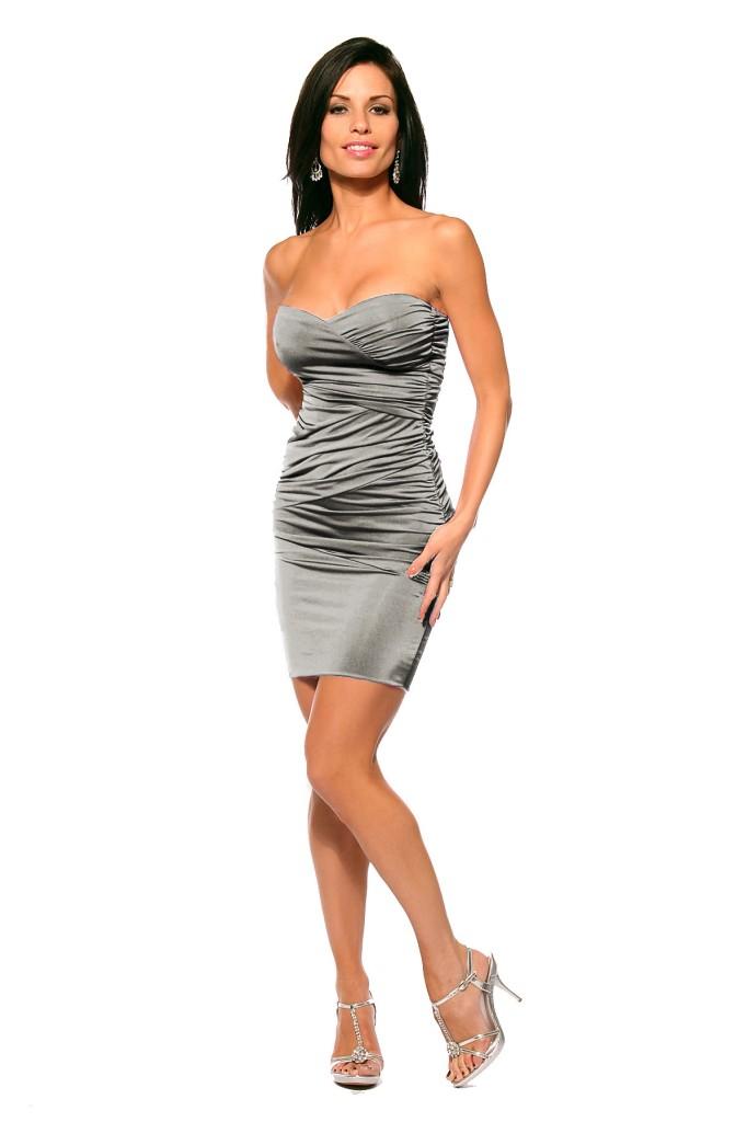 Designer Cocktail Evening Party Club Wear Celebrity Dress