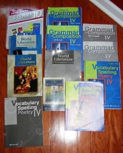 Abeka 10th grade Grammar and composition Teacher key