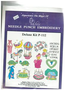 Punchneedle Patterns - Patterns Suitable for Punch Needle and Hand