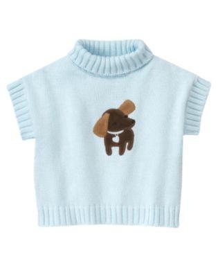 Как связать свитер для собаки (мастер-класс.  Вот связала сыну джемперок.