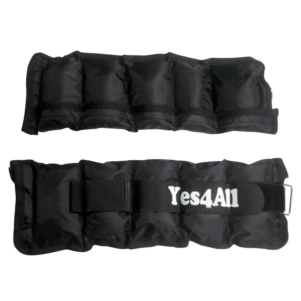 Best Adjustable Wrist Weights: 6 Lbs Adjustable Comfort Fit Wrist / Ankle