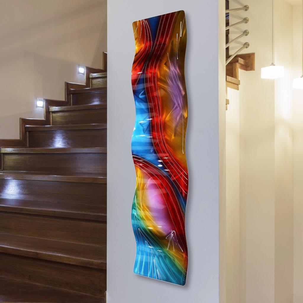 Contemporary home decor sculptures