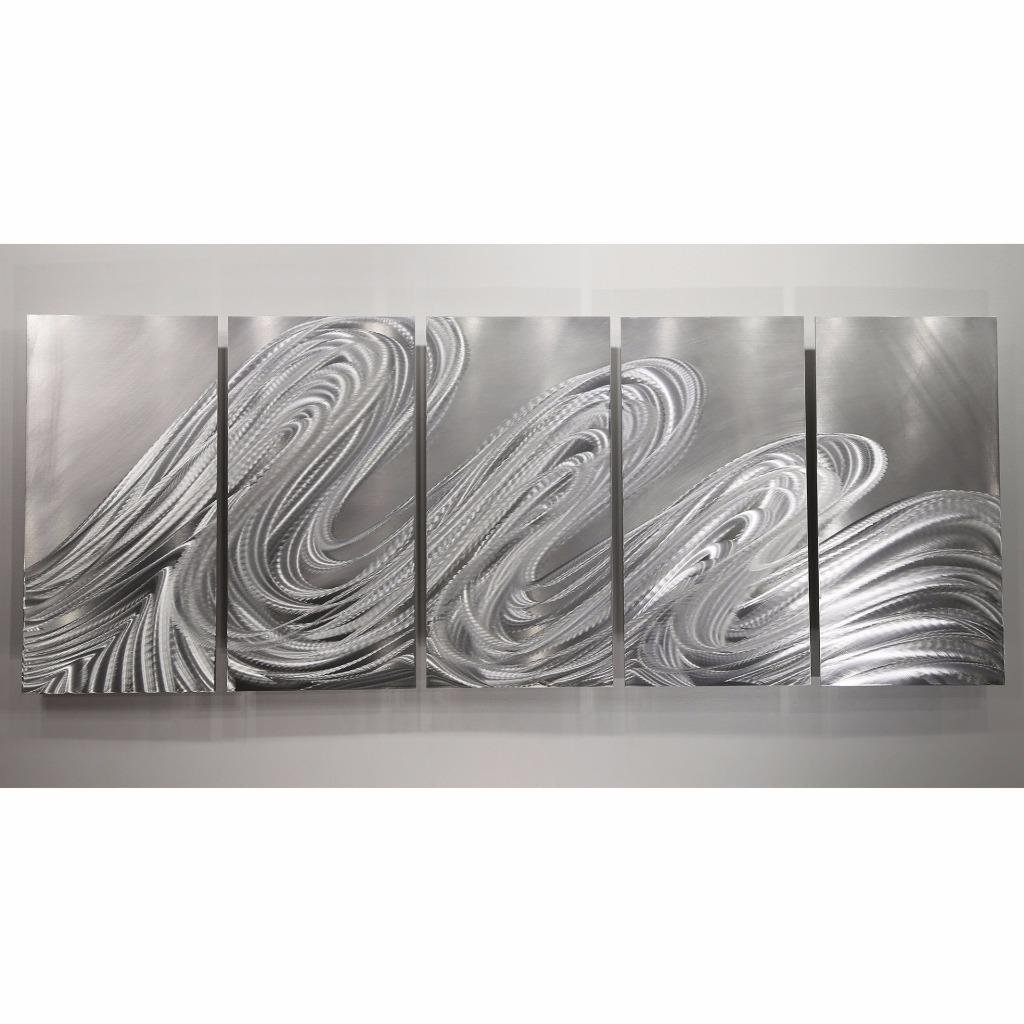 metal wall sculpture contemporary metal wall art accent decor ebay