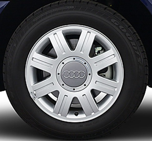 4 New Audi Wheel Center Caps A3 A4 A6 RS3 TT 4B0601165A