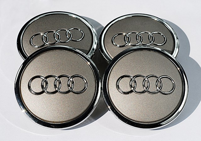 Audi Center Cap For TSW Wheel - Audi wheel center caps