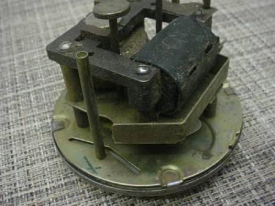 General electric 3 1 2 art deco clock alarm dial motor for General electric motor parts