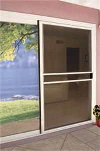 Replacement Adjustable 30 White Patio Sliding Screen Door EBay