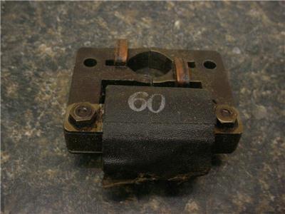 Vintage 60 Unmarked Electric Clock Motor Transformer Coil
