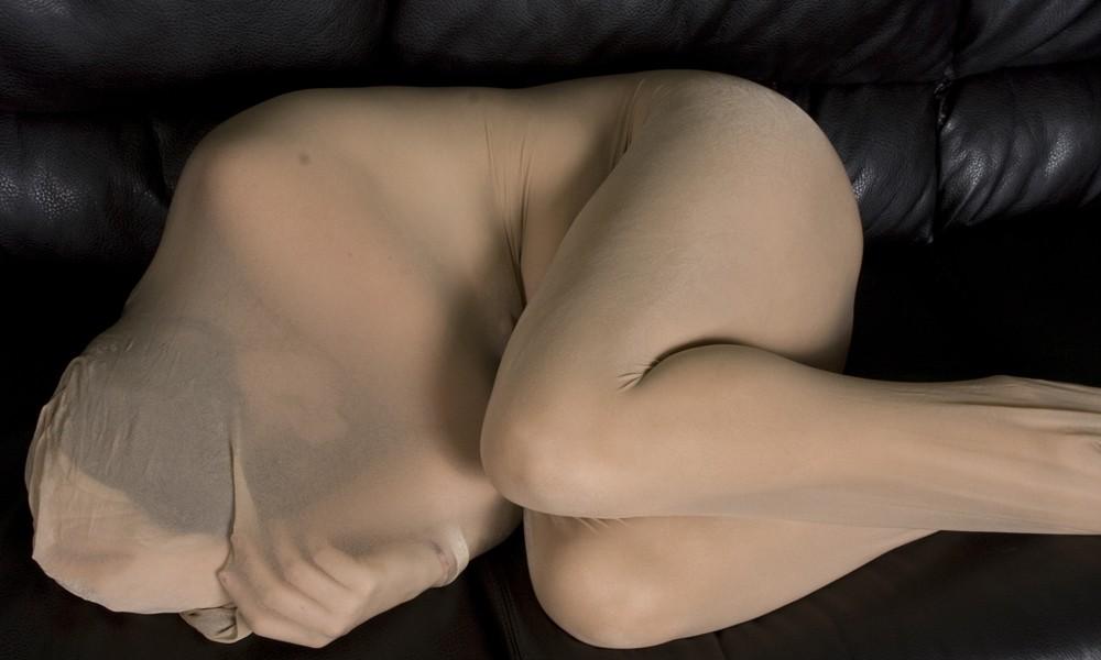 pantyhose tube