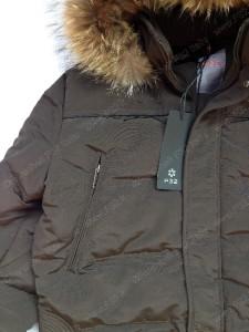 F32 Italy Canada Winter Fur Goose Down Parka Coat Giaccone Piumino