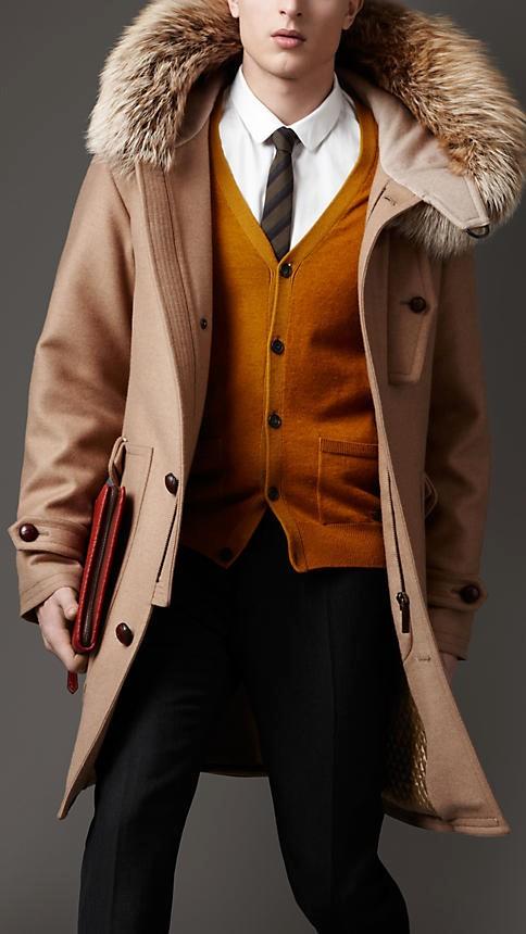 Canada Goose mens sale price - F32 Italy Canada Winter Fur GOOSE Down Parka Coat Giaccone Piumino ...