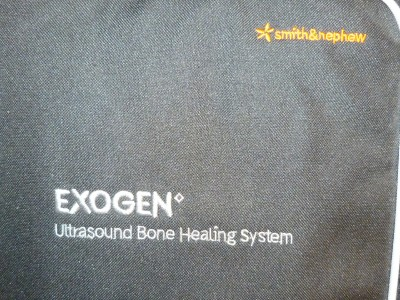 ultrasound bone healing machine
