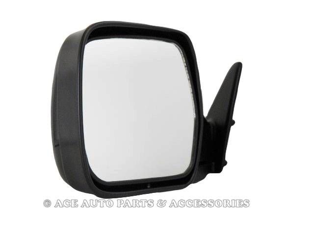 New-Left-Manual-Door-Mirror-For-Toyota-Landcruiser-80-Series-90-98