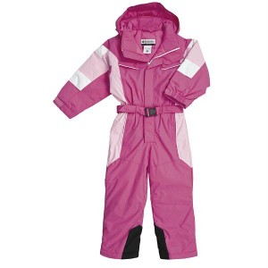 NEW Columbia GIRLS Snowsuit TODDLER 2T 3T 4T~ PINK $110.00
