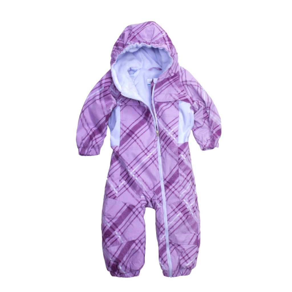 "1. Best quilted baby snowsuit. Lots of fabric technology goes into this North Face baby snowsuit, which features ""Primaloft"" insulation, a man-made filling created to be as warm as down without the heaviness."