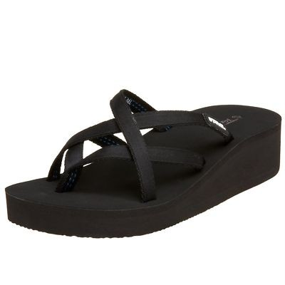 TEVA-MUSH-Mandalyn-Wedge-Ola-Sandals-Womens-VARIETY-OF-SIZES-COLORS-NEW