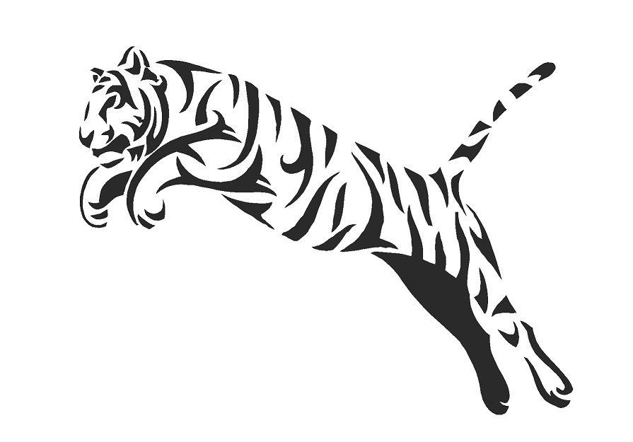Coloring Pages Tigers Free