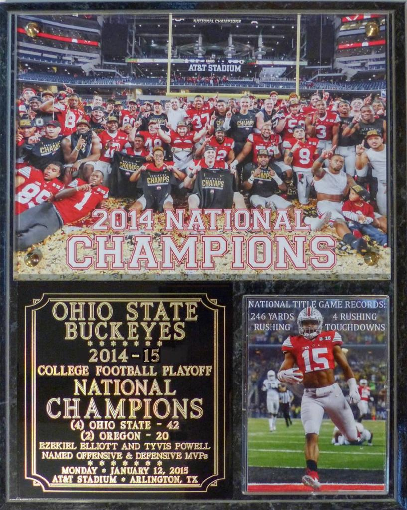 when is college football playoff ncaa football national champions