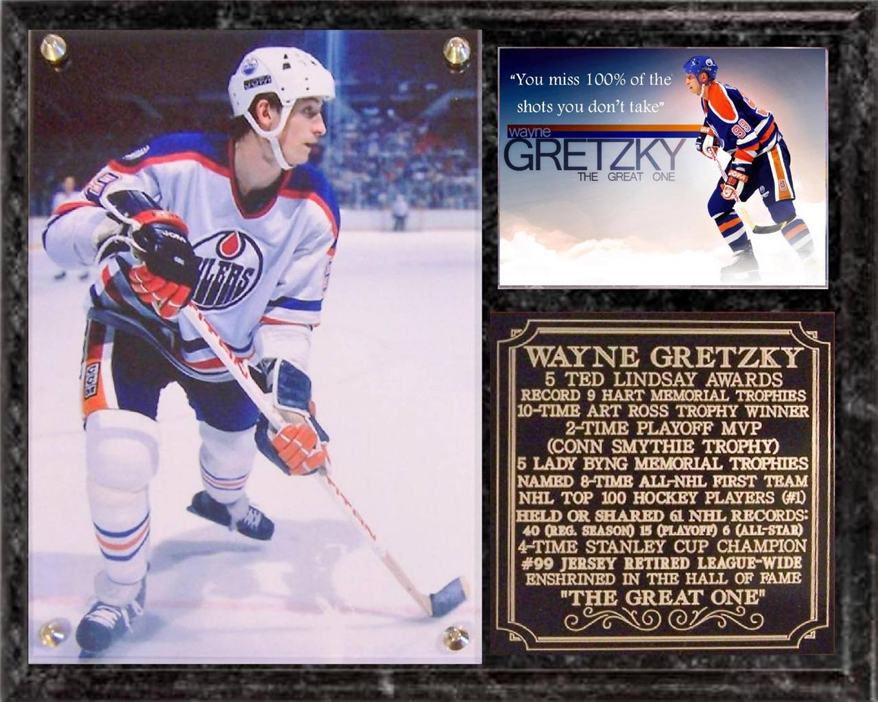 wayne gretzky the great one essay Childhood born in ontario, canada, on january 26 th, 1961, wayne gretzky showed an immediate interest in hockey as a young childwith polish and belarusian parents (although in his childhood, belarus remained part of the soviet union), gretzky has remarked on his ethnic background as being an important part of his 'feeling different.