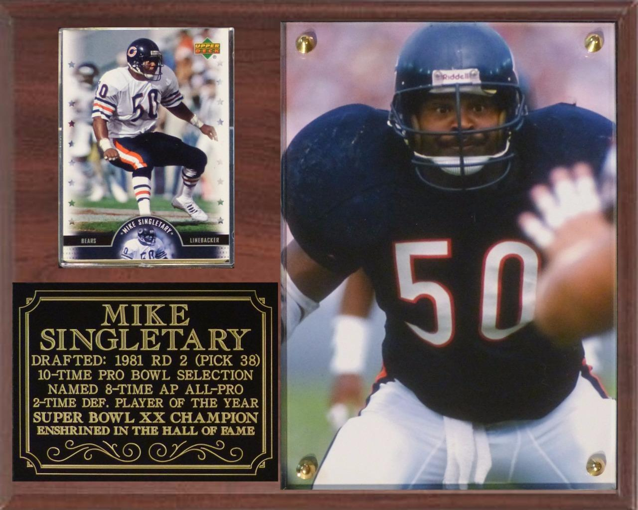 Mike singletary hall of fame speech video