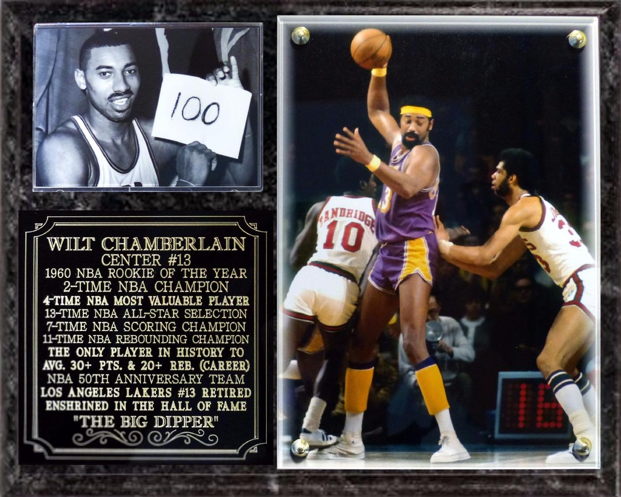 a discussion on why wilt chamberlain is the greatest nba player Wilt chamberlain was a super-sized of its kind featuring an nba player — in a halftime ceremony on wilt gets usps towering tributes.