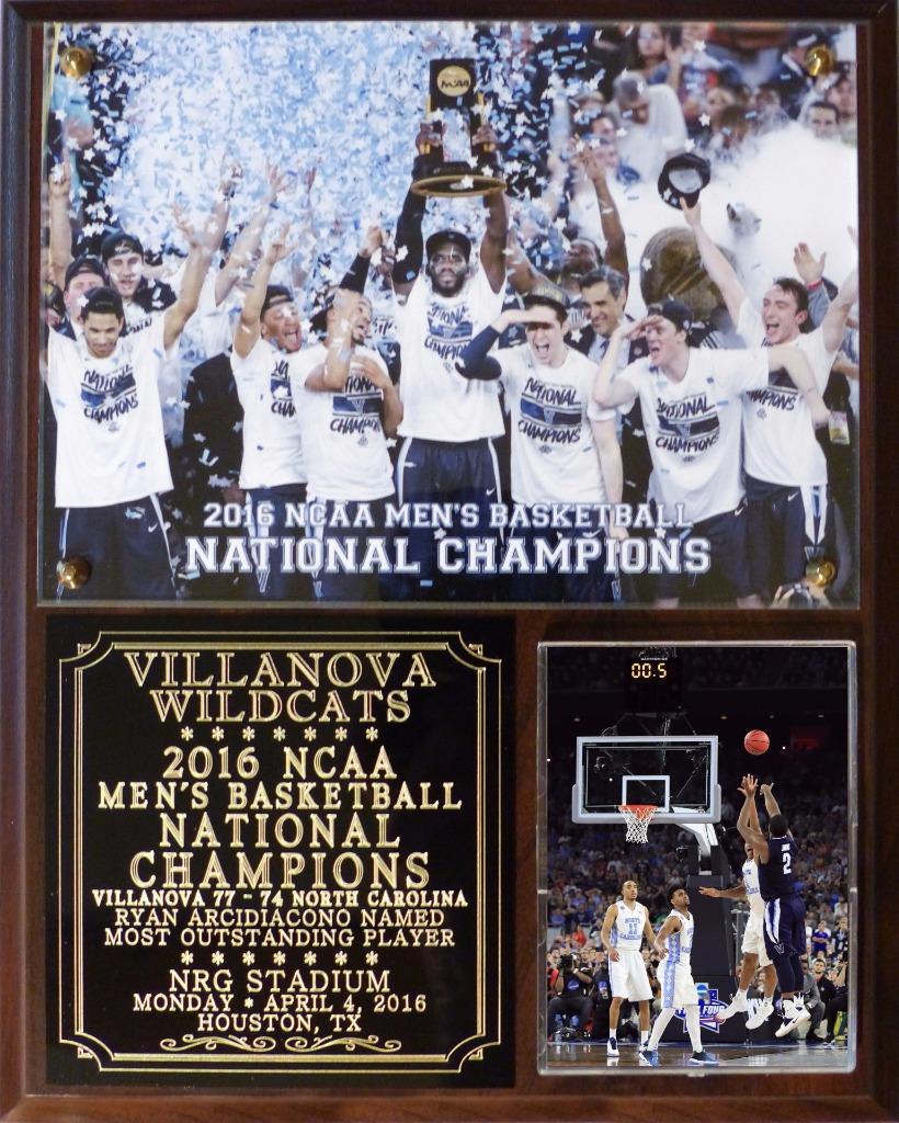 Villanova Wildcats 2016 Men's NCAA Basketball National ...