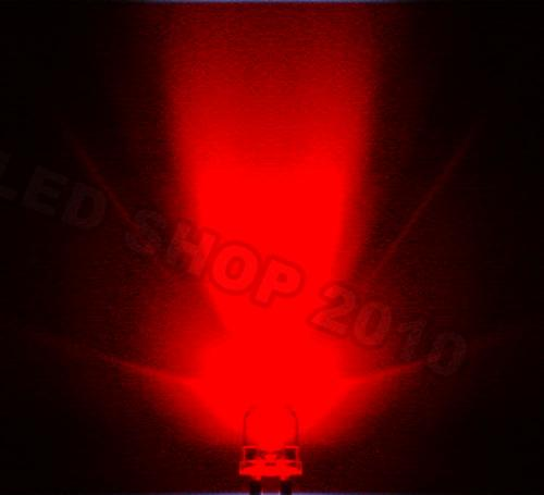 10 pcs led 10mm Warm White 18000 mcd High Brightness