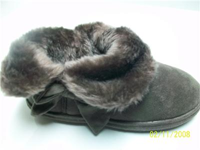 Ladies Fashion Boots Footwear on Womens Fashion House Bed Slipper Shoes Boots Uk 3 To 8   Ebay
