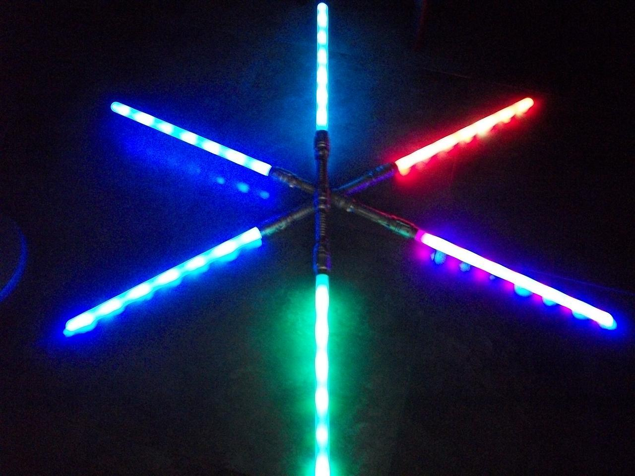 Cool Lightsaber Colors