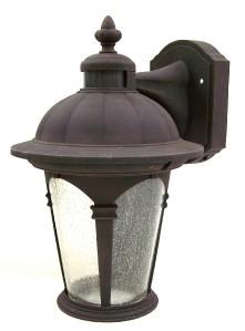 altair 2 outdoor decorative motion detector lights ebay. Black Bedroom Furniture Sets. Home Design Ideas