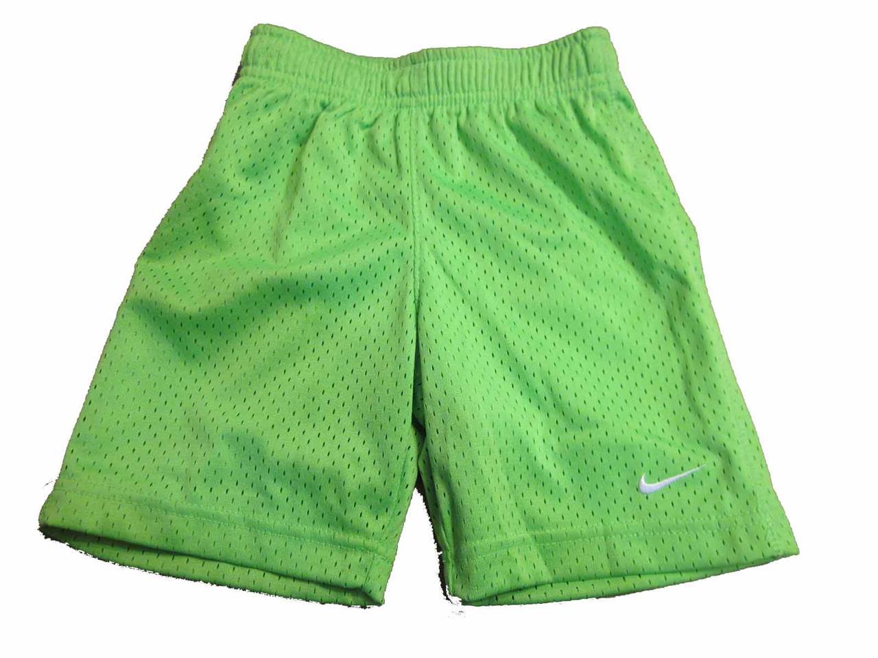 Boys Toddler Nike Mesh Athletic Dri Fit Shorts Black Blue ...