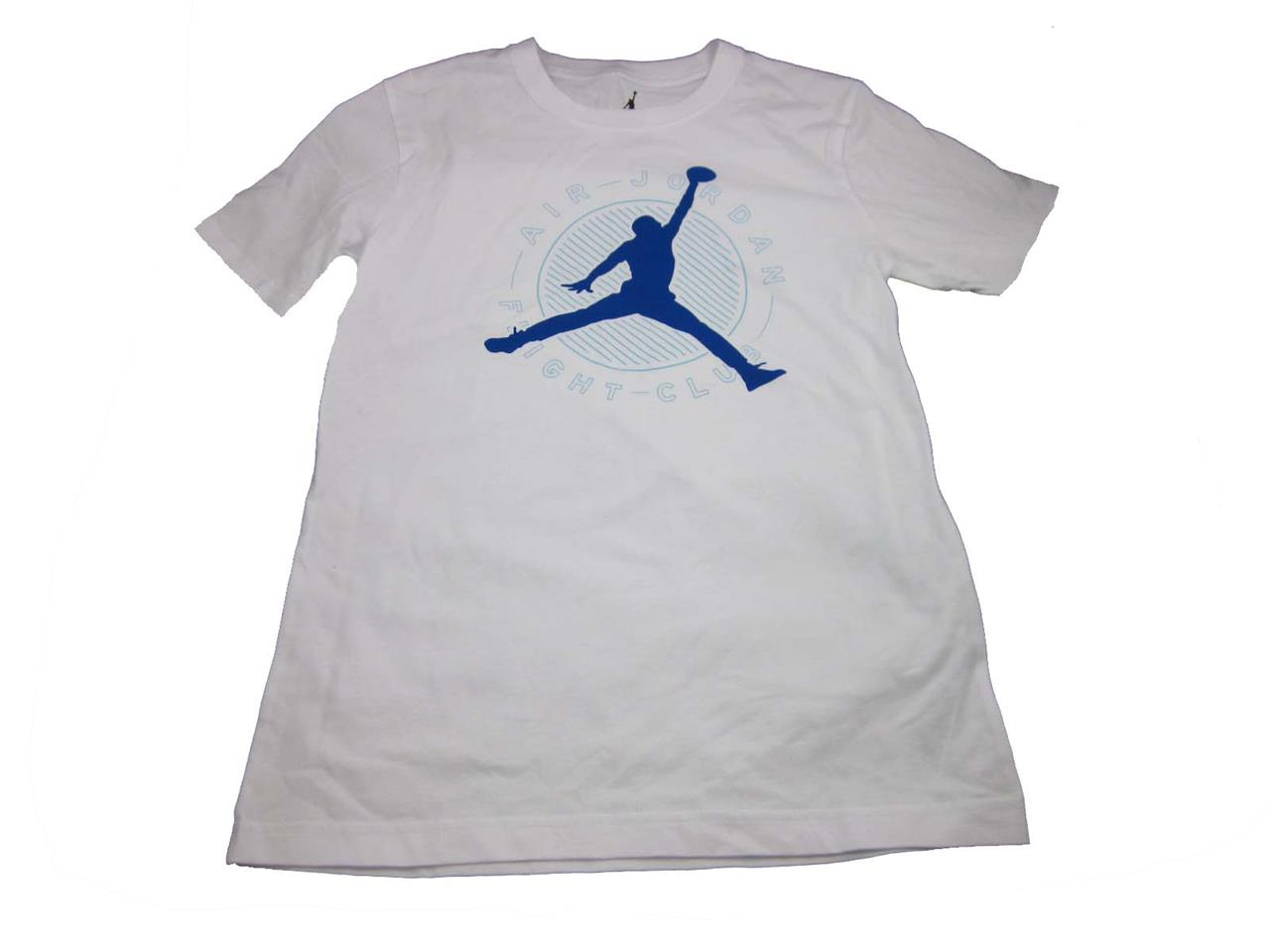big selection boys youth nike air jordan t shirt tee red