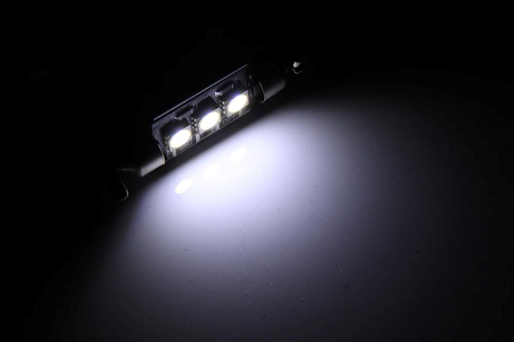 CANBUS BMW 5 series E34 E39 E60 Number Plate Light LED