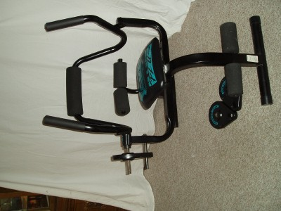 by jake ab back plus exercise machine