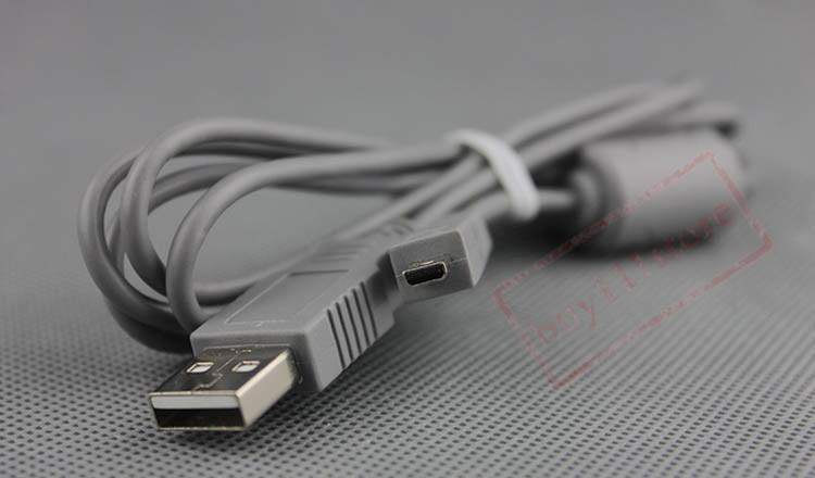 Samsung Camera Usb Cable : Genuine samsung digital camera usb data cable s es